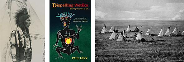 Wetico-Geist und Cree-Indianer