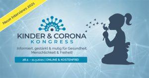 "Onlinekongress ""Kinder & Corona"""
