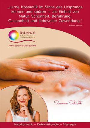Naturkosmetik-Farblichttherapie-Massagen - Simone Schicht - Dresden