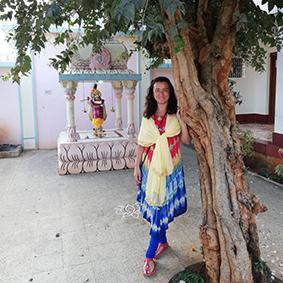 Juliane Peschke - Vedische Astrologie